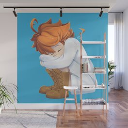 Emma - The Promised Neverland Anime Wall Mural