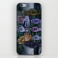 Another World 6  iPhone & iPod Skin