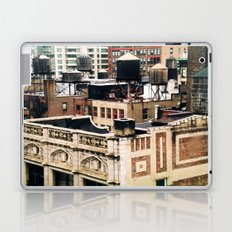 Midtown Water towers Laptop & iPad Skin