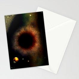 BLACK HOLE SUN - 047 Stationery Cards