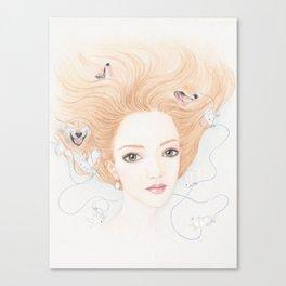 'Bound' Canvas Print