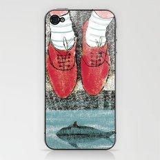 INMYSHOES iPhone & iPod Skin