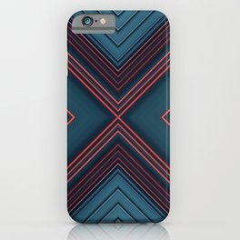 Gas Tubes iPhone Case
