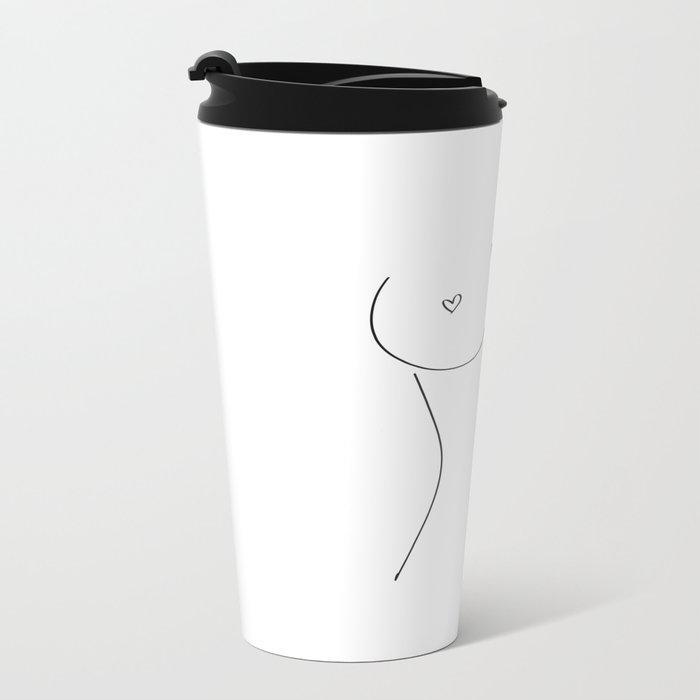Free Love Travel Mug