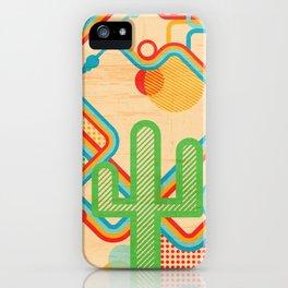 Cactus Dreams iPhone Case