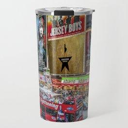 Times Square II Special Edition I Travel Mug