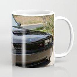 2010 MOPAR '10 Black Challenger Limited Edition Coffee Mug
