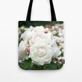 Field of Roses Tote Bag