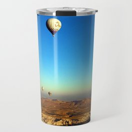 Hot Air Balloons (Color) Travel Mug