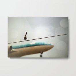 It's a Bird, It's a Plane! Metal Print
