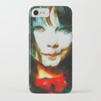 bjork iPhone & iPod Cases featuring BJork by avida
