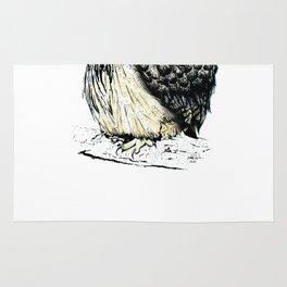 Eagle Owl Rug