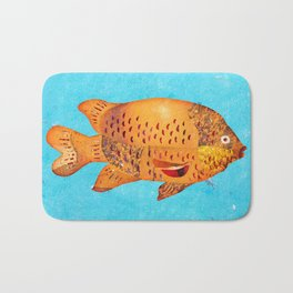 Garibaldi Fish Bath Mat