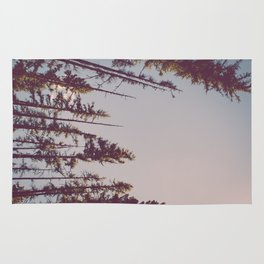 Forest Treetops Rug