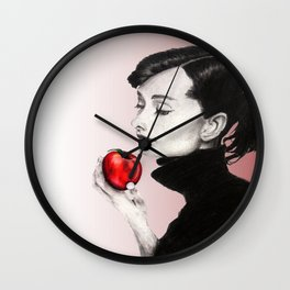 Womanliness Wall Clock