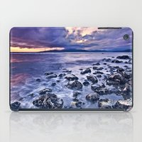 west coast iPad Cases featuring West Coast by Cyrus McEachern