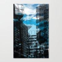 urban Canvas Prints featuring Urban by Marian - Claudiu Bortan