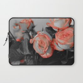 Rose above darkness Laptop Sleeve