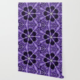 Purple Crazy Wallpaper