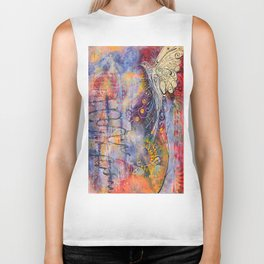 Rising from the Ashes Biker Tank