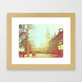"""Big Ben"" Framed Art Print"
