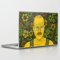 cook Laptop & iPad Skins featuring Cook (green) by Lime