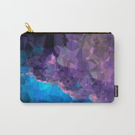 Geometric Galaxy Low Poly 1 Carry-All Pouch