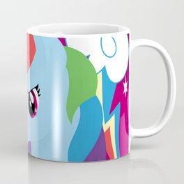 Rainbow Dash Coffee Mug