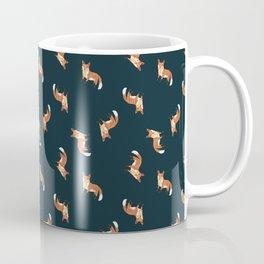 Fall Foxes Coffee Mug