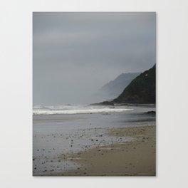 Stormy Coast IV Canvas Print