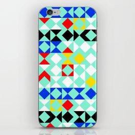 Geometric XVI iPhone Skin