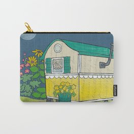 moonlight garden shed Carry-All Pouch