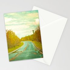 Setting Forth Stationery Cards