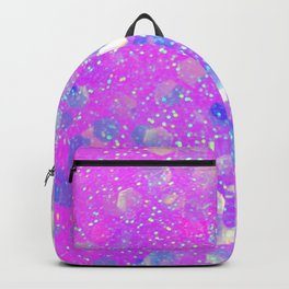 Irridescent Love Backpack