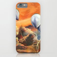 Balloons in the Sunset iPhone 6s Slim Case