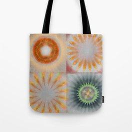 Untheologize Consonance Flowers  ID:16165-115853-31050 Tote Bag