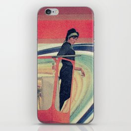 Rosie the Cosmic Riveter iPhone Skin