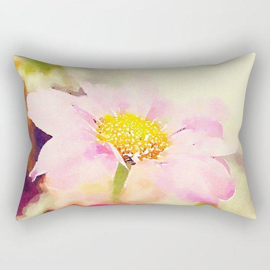 Pink 1 Rectangular Pillow