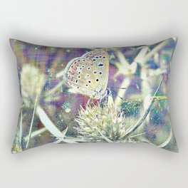 And Then There Was You - Magic In The Garden Rectangular Pillow