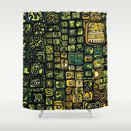 LOWLANDS Shower Curtain