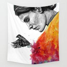 Goodbye depression Wall Tapestry