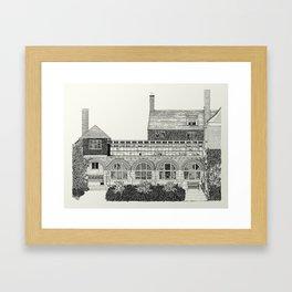 Standen, Kent Framed Art Print