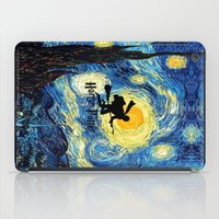 quidditch iPad Cases featuring Young wizzard abstract art painting iPhone 4 4s 5 5c, ipod, ipad, pillow case, tshirt and mugs by Three Second