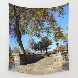 Northeastern State University - Hendricks Spring, No. 13 Wall Tapestry