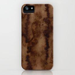 Drudge Steps, River Bed iPhone Case