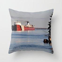 Roger Blough Throw Pillow