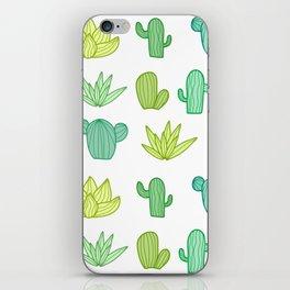 Walk through my Garden iPhone Skin