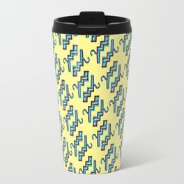 Tetris Hangers Travel Mug