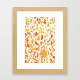 C'EST LA VIV ~ HONEY LOCUST Framed Art Print
