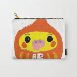Happy Cockatiel Dharma Doll 2017 Carry-All Pouch
